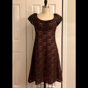 Phoebe Couture Gorgeous Vintage Dress!